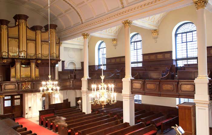 Details about St George's Hanover Square churchs new organ 0