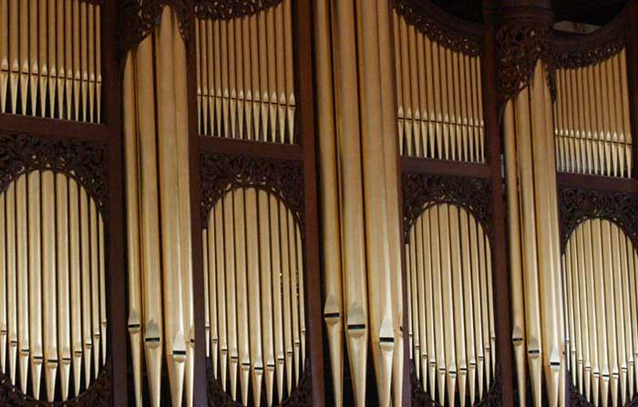 Details about St George's Hanover Square churchs new organ 2