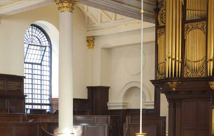Details about St George's Hanover Square churchs new organ 4